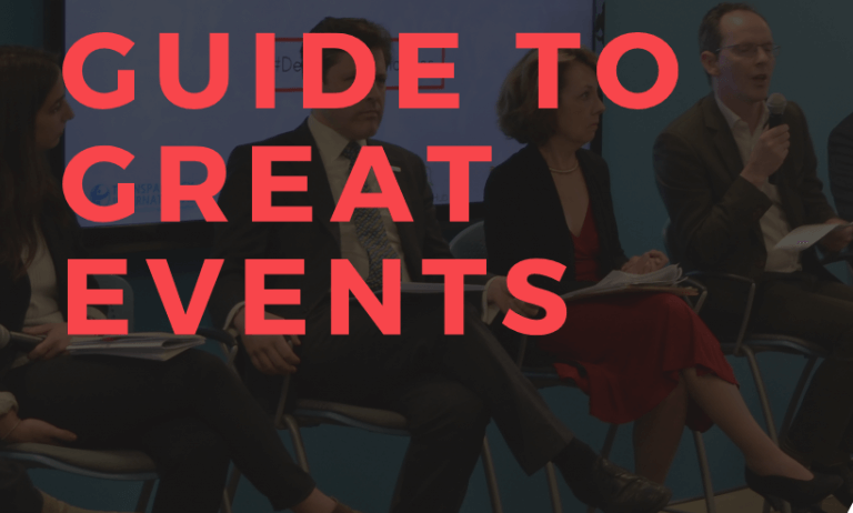 Conference Planning Checklist and Event Planning Guide