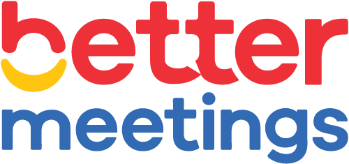 Better Meetings - meeting facilitation and meeting training