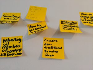 Creative conference ideas to make a conference better