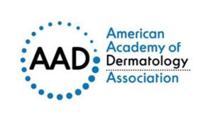 dermatology logo for virtual conference tips